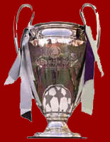 European Cup that Liverpool now keep!